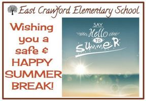 Happy Summer Break!