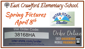 Spring Pictures April 8th