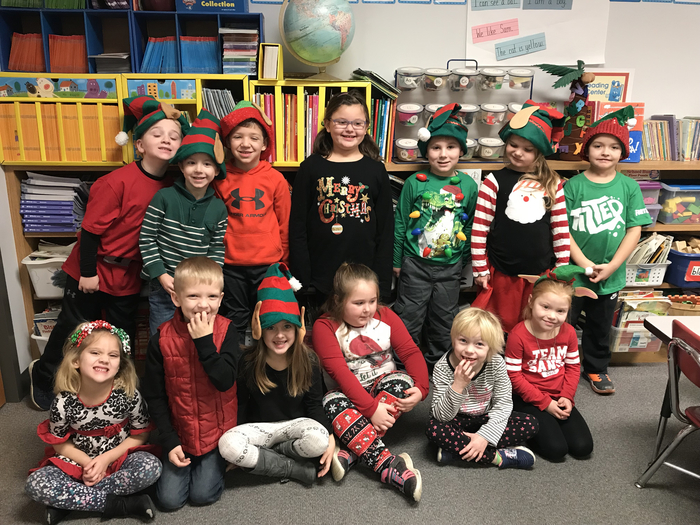 Kindergarten Elves