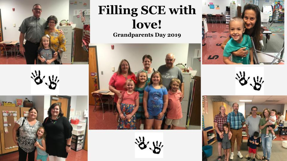 Grandparents Day 2019 at SCE